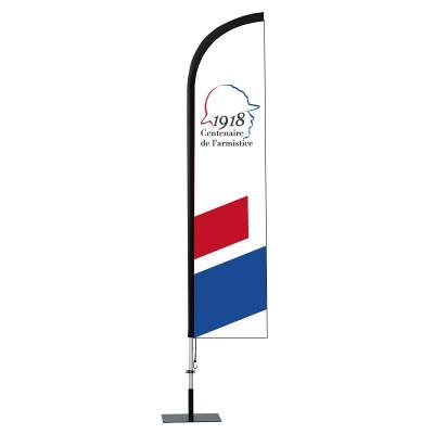 Beach Flag - Centenaire 14/18 - Visuel B