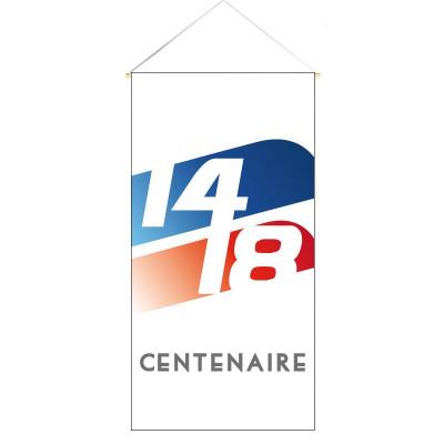 Kakemono - Centenaire 14/18 - Visuel C