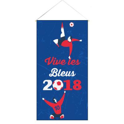 Kakemono - Coupe du Monde 2018 - Visuel A
