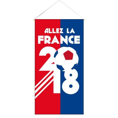 Kakemono - Coupe du Monde 2018 - Visuel B