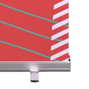 Roll'up - Livraison express en 48 H - Détail de la structure (pied) - Macap