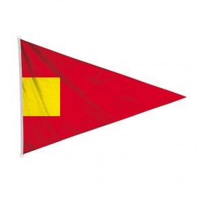 Triangle Code marine substitut 4
