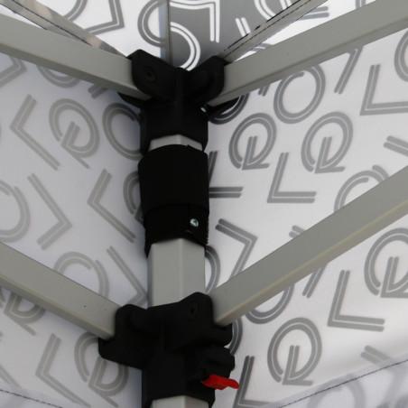 Système de fixation de l'angle de la tente personnalisable - MACAP