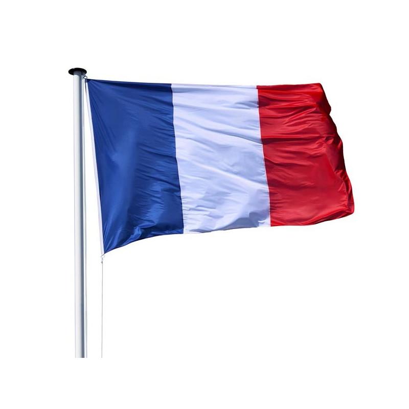 Drapeau pour mât Pavillon français - MACAP
