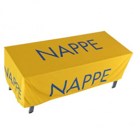 Nappe Chaussette - vue plongeante - MACAP