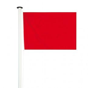 Drapeau de baignade réglementaire rouge