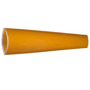 Manche à air orange pour zone nautique et aquatique pour une application volontaire