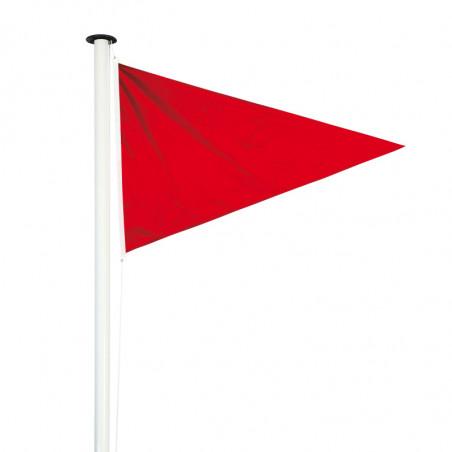 Flamme de baignade Rouge pour mât (application volontaire)