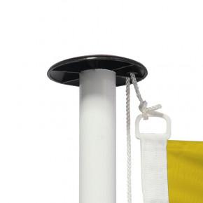 Drapeau Région Bretagne - vue oeillet - MACAP