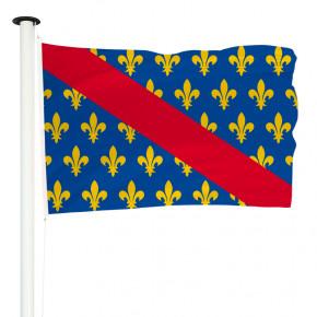 Drapeau Province Bourbonnais MACAP