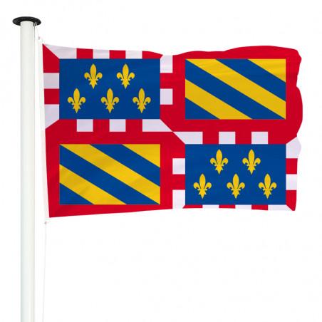 Drapeau Province Bourgogne MACAP