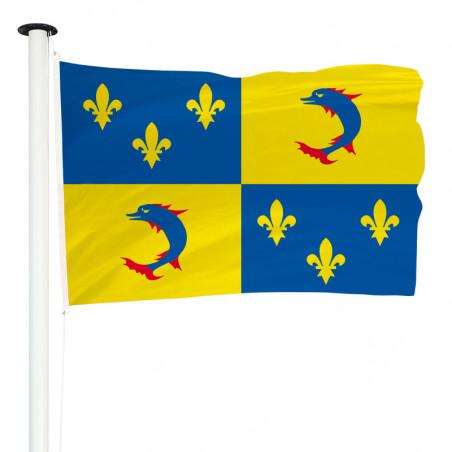 Drapeau Province Dauphiné MACAP
