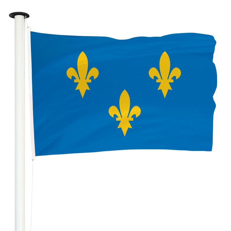 Drapeau Province Île-de-France MACAP