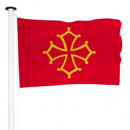 Drapeau Province Languedoc MACAP