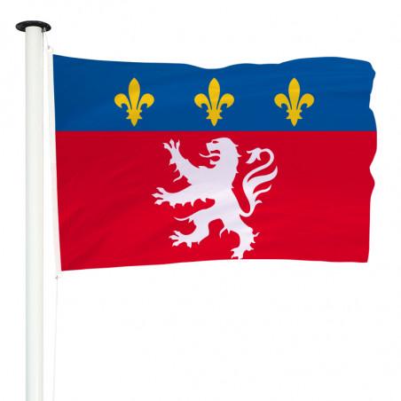 Drapeau Province Lyonnais MACAP
