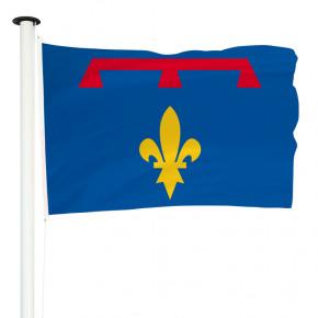 Drapeau Province Provence Lys MACAP
