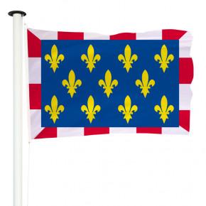 Drapeau Province Tourraine MACAP
