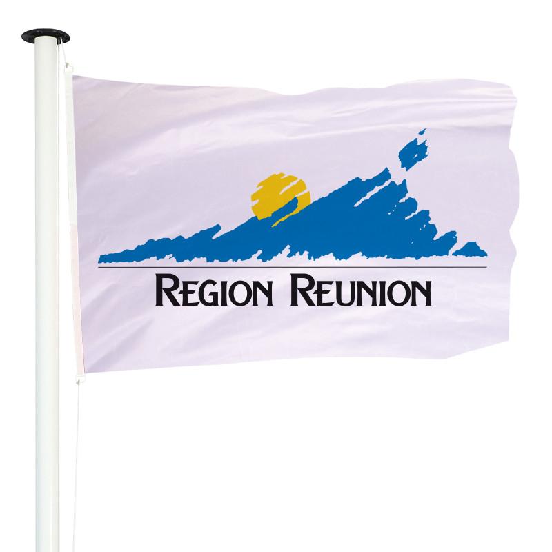Drapeau Région La Réunion MACAP