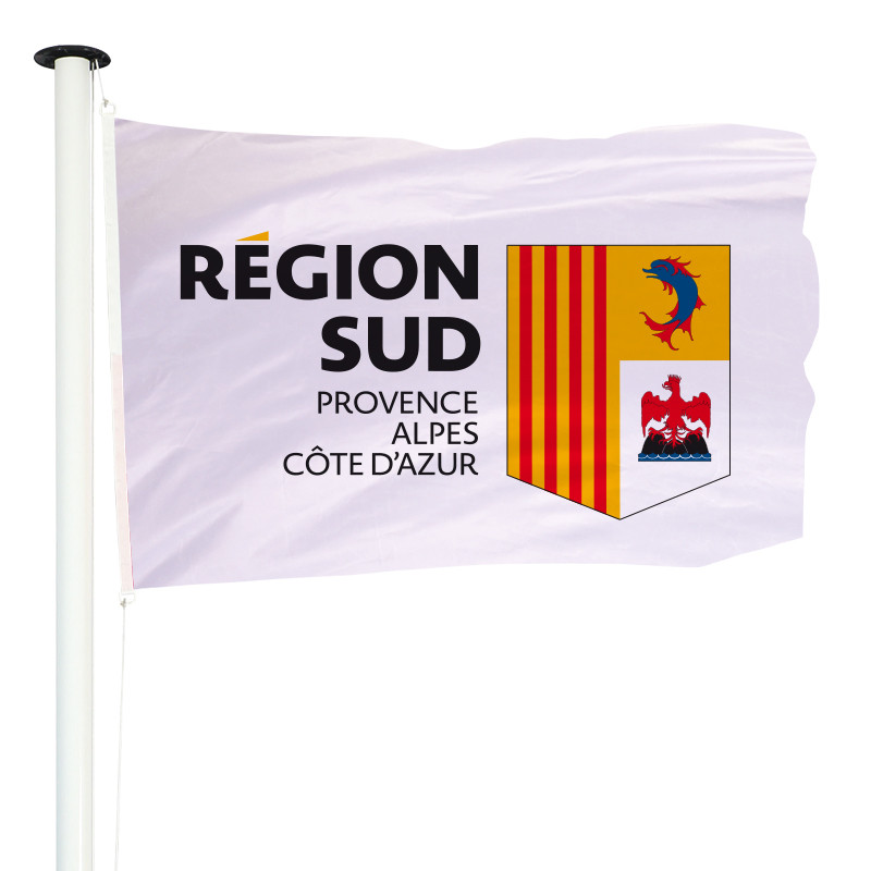 Drapeau Région Provence-Alpes-Côte d'Azur MACAP