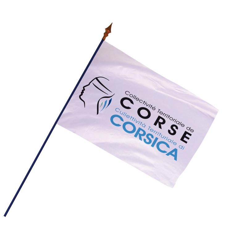 Drapeau Officiel Classique (Région Corse)   MACAP