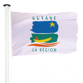 Drapeau Région Guyane MACAP