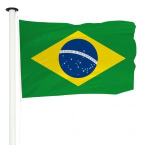 Drapeau Pavillon pour mât officiel du Brésil
