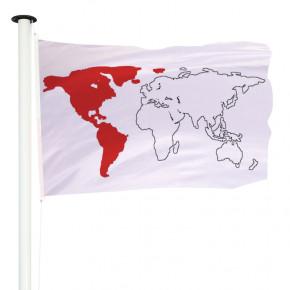 Drapeau Pavillon pour mât officiel des pays d'Amérique - MACAP