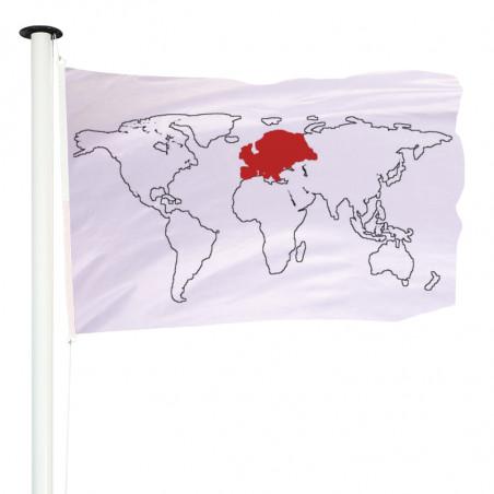 Drapeau Pavillon pour mât officiel des pays d'Europe - MACAP