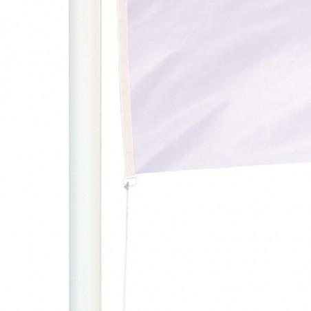 drapeau Œillet bas avec drisse