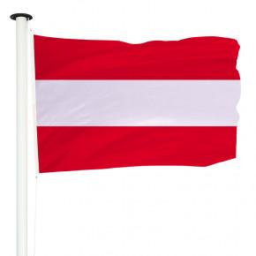 Drapeau Pavillon pour mât officiel d'Autriche