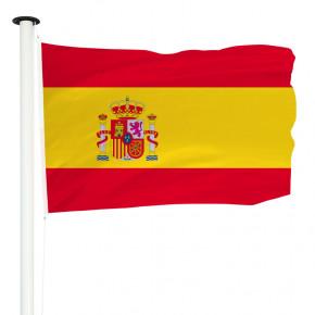 Drapeau Espagne (Officiel) - MACAP