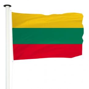 Drapeau Pavillon pour mât officiel de la Lituanie