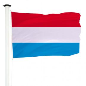 Drapeau Pavillon pour mât officiel du Luxembourg