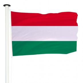 Drapeau Pavillon pour mât officiel d'Hongrie