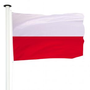 Drapeau Pavillon pour mât officiel de Pologne