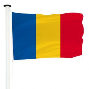 Drapeau Pavillon pour mât officiel de Roumanie