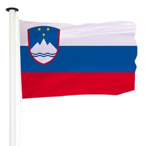 Drapeau Pavillon pour mât officiel de Slovénie
