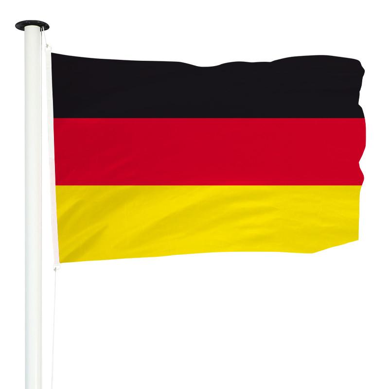 Drapeau Pavillon officiel pour mât d'Allemagne - MACAP