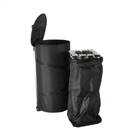 Stand Parapluie droit - valise de transport - MACAP