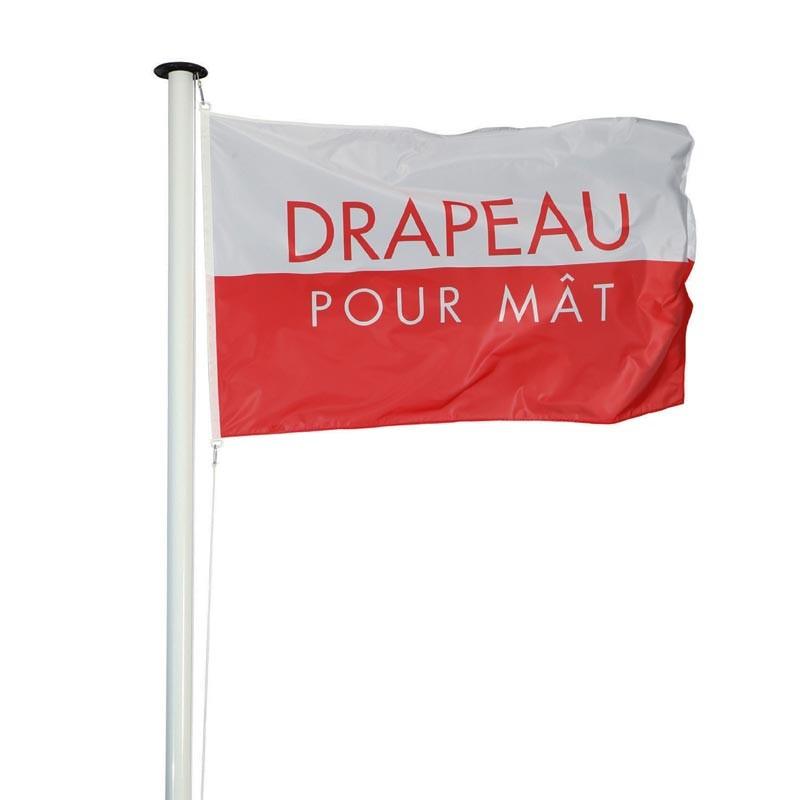 "Kleine Tischflagge Kanada 10x15 cm /""Basic/"" mit PVC-Mast ohne Sockel"