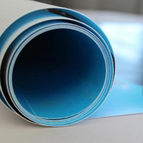 Bâche PVC (coupe au format - sans fixation) - vue gros plan -MACAP