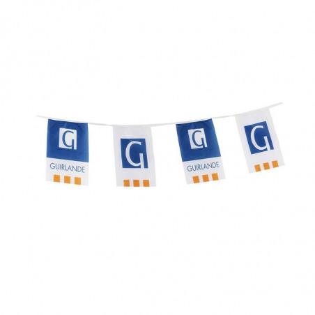 Guirlande en Textile personnalisée - MACAP