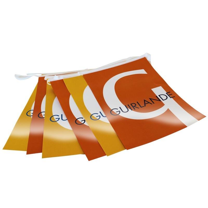 Guirlande en Plastique personnalisée - MACAP