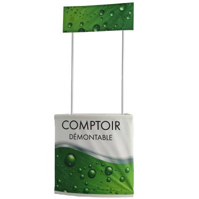 Comptoir Démontable (PVC)