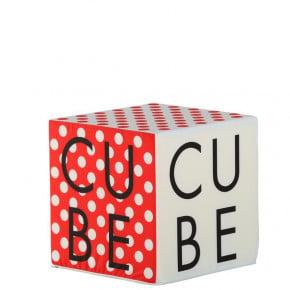 Cube pouf - MACAP