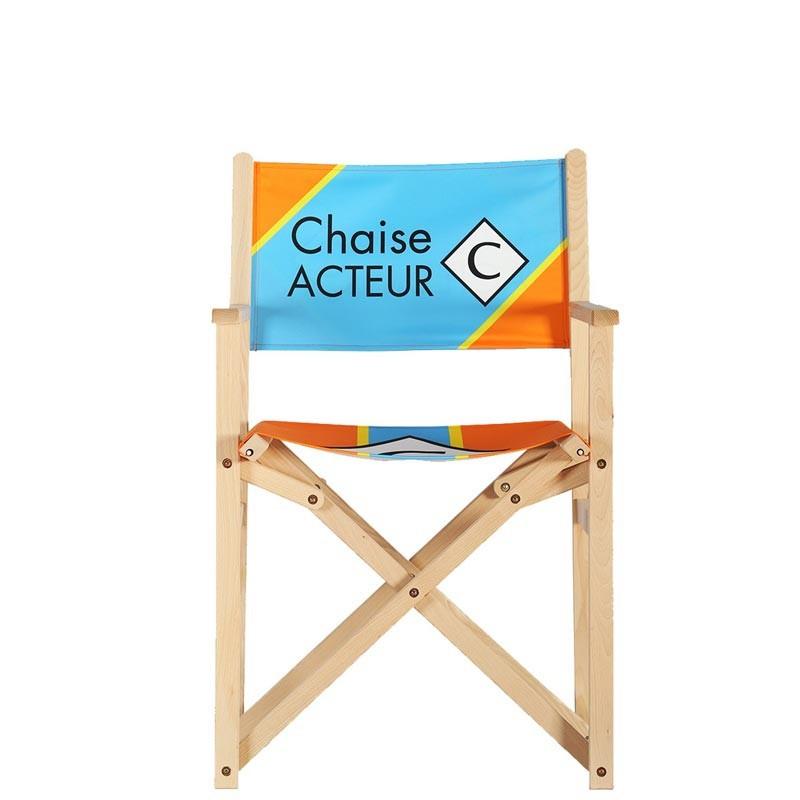 Chaise acteur - MACAP