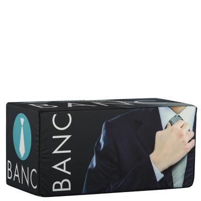 Banc pouf