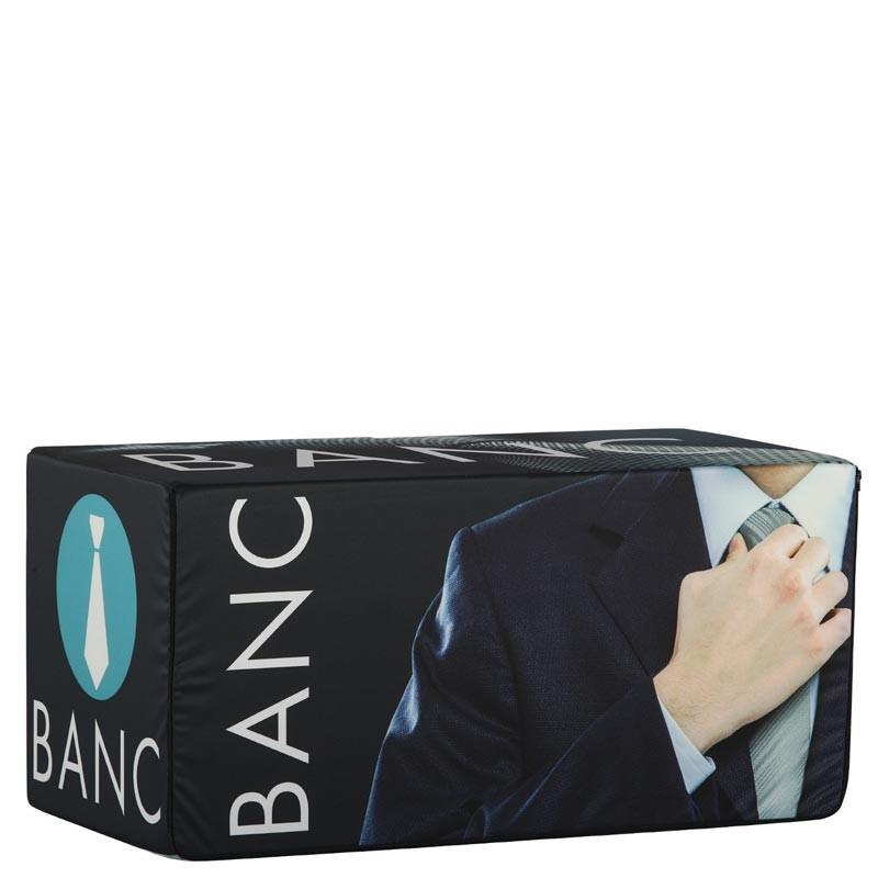 Banc pouf - MACAP