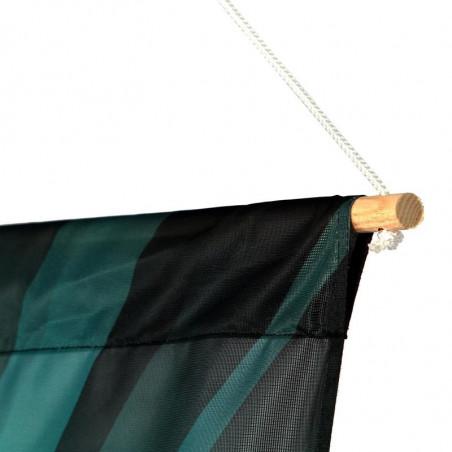 Kakémono Suspendu (fixation barre de suspension en bois) - vue fixation haute -MACAP