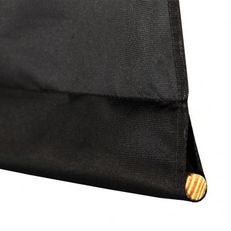 Kakémono Suspendu (fixation barre de suspension en bois) - vue contrepoids -MACAP